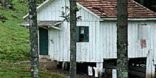 Casinha branca-Foto:caioflavio
