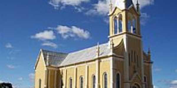 Igreja Matriz - Esmeralda - RS