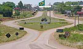 Espumoso - Trevo de acesso-Foto:espumoso
