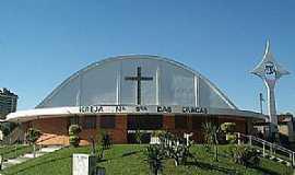 Esteio - Igreja Católica Nossa Senhora das Graças (Igreja Queimada)