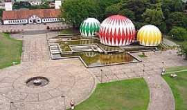 Esteio - Entrada do Parque de Exposições Assis Brasil