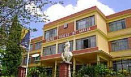 Esteio - Frente do Colégio Coração de Maria-Foto:pwmpro