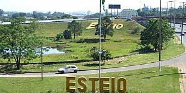 Imagens da cidade de Esteio - RS