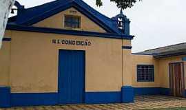Estreito - Estreito-RS-Igreja de  N.Sra.da Conceição-Foto:Ministério de Música Toque de Luz-Facebook