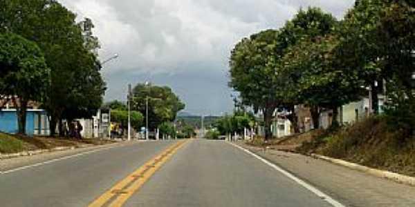 Estrela de Alagoas-AL-Entrada da cidade-Foto:Andre L. S. Lacerda