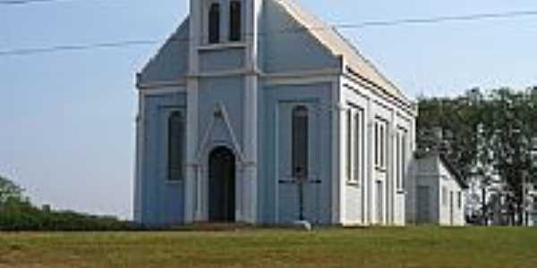 Igreja-Foto:Ravanello
