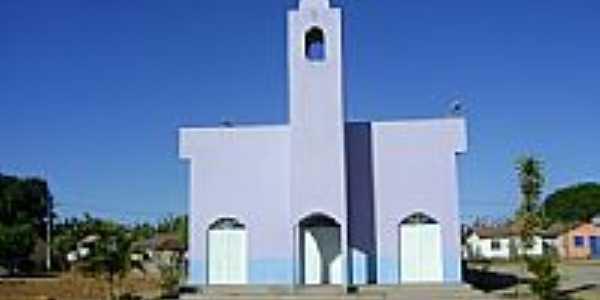 Igreja Católica no Distrito de Lagoa Clara-BA-Foto:Geronildo SOUZA