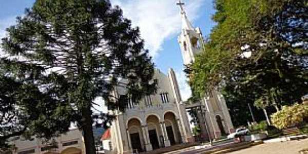 Imagens da cidade de Faxinal do Soturno - RS Foto Prefeitura Municipal