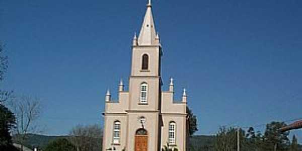 Feliz-RS-Igreja na Localidade de Escadinhas-Foto:www.terracams.com.br