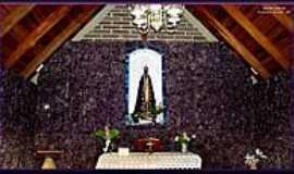 Fontoura Xavier - Interior de Igreja-Foto:Darlan Corral