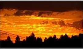 Fontoura Xavier - Pôr do Sol-Foto:Darlan Corral