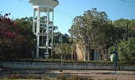 Formigueiro - Caixa d��gua em Formigueiro-RS-Foto:Guilherme Vargas Sim�