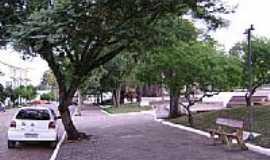 Formigueiro - Pra�a em Formigueiro-Foto:Guilherme Vargas Sim�