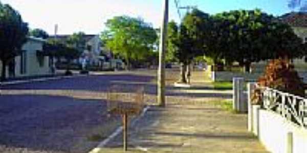 Rua São João em Formigueiro-RS-Foto:ninandn
