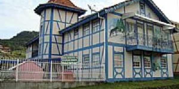 Escola Municipal de Educação Infantil-Foto:Evair Auler