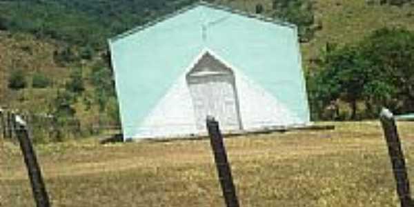 Lagoa do Boi-BA-Igreja da Comunidade-Foto:Helio Vaz
