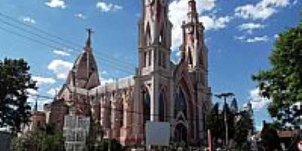 FredericoWestphalen-RS-Catedral de Santo Antônio-Foto:Fredy Silva