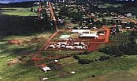 Garruchos - Vista aérea-Foto:Denilson Ortiz Lopes