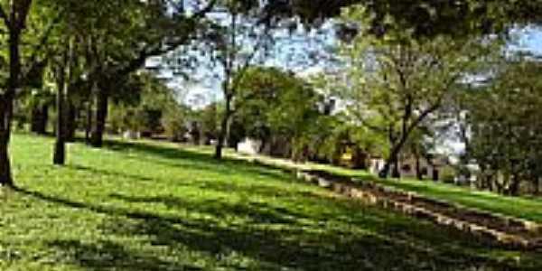 Praça-Foto:Denilson Ortiz Lopes