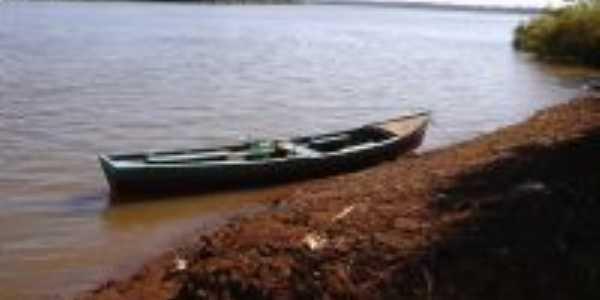 Chalana no Rio Uruguai, Por Nei Edgar Pires Oliveira