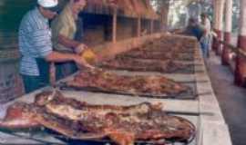 Gaurama - Festa do Porco a Paraguaia, Por Pedro Martim Kokuszka