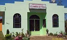 Gentil - Igreja da Assembléia de Deus em Gentil-Foto:ieadgentil.