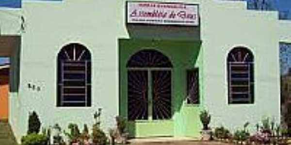 Igreja da Assembléia de Deus em Gentil-Foto:ieadgentil.