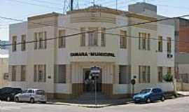 Getúlio Vargas - Getúlio Vargas-RS-Câmara Municipal-Foto:Cezar Mario Rech