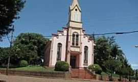 Get�lio Vargas - Get�lio Vargas-RS-Igreja Evang�lica de Confiss�o Luterana-Foto:Cezar Mario Rech