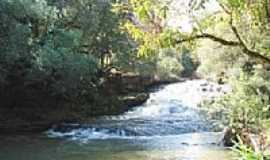 Giruá - Cascata dos Scherer, em Giruá