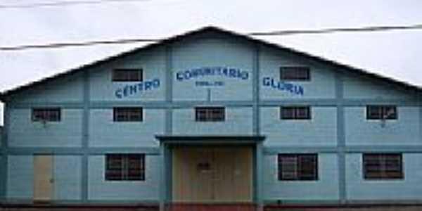 Centro Comunitário Glória-Foto:Augusto Lange