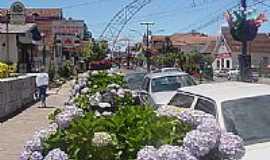Gramado - Avenida principal de Gramado-RS-Foto:eliseo carlos mart�n�