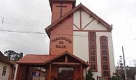 Gramado - Gramado-RS-Igreja da Assembl�ia de Deus-Foto:Pe. Edinisio Pereira�