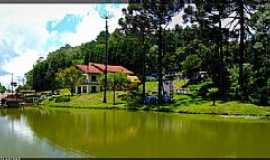 Gramado - Gramado-RS-Lago em Gramado-Foto:Sunriser