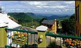 Gramado - Gramado-RS-Vista para o Vale do Quilombo-Foto:Sunriser
