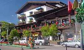 Gramado - Hotel Azul em Gramado-RS-Foto:eliseo carlos mart�n�