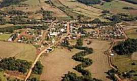 Gramado dos Loureiros - Vista aérea de Gramado dos Loureiros-Foto:P.M.
