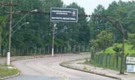 Gravataí - Gravataí-RS-Entrada do Distrito Industrial-Foto:Daniel.Serafim