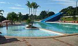 Gravataí - Gravataí-RS-Piscina no Parque Aquático Brasil Aquapark-Foto:Daniel.Serafim