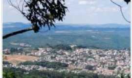 Guapor� - Vista Panor�mica, por Caminhos de Guapor�., Por Gilberto Dal Mas
