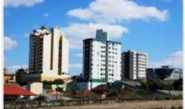 Guaporé - Centro da Cidade, por Caminhos de Guaporé., Por Gilberto Dal Mas