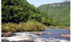 Guaporé - Rio Carreiro, por Caminhos de Guaporé., Por Gilberto Dal Mas