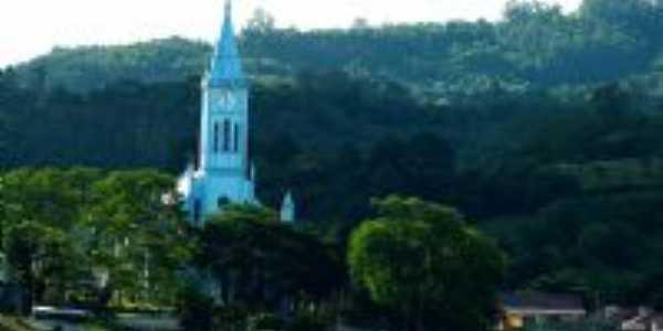 Igreja Matriz - à tardinha -, Por Darlan Raymundo