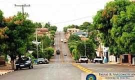 Horizontina - Horizontina-RS-Avenida de entrada-Foto:topsulnoticias.com.br