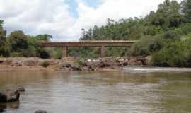 Horizontina - cascata do buricá - rio buricá, Por Tomas Augusto Trein