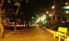 Horizontina - Horizontina-RS-Praça 25 de Julho-Foto:Paulo Bechaire