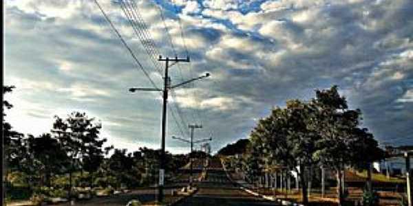 Horizontina-RS-Avenida principal-Foto:sagdonatti