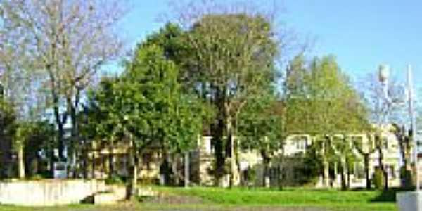 Antigo Seminário Dom Orione-Foto:Evandro J. da Trinda…