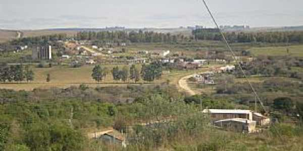 Ibaré-RS-Vista da Vila-Foto:maurendeleon