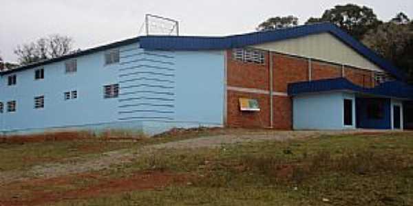 Ibirapuitã-RS-Ginásio de Esportes Municipal-Foto:Eder Calegari